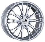 MAK alumiinivanne Rennen Silver, 19x1. 0 5x130 ET65