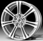 MOMO alumiinivanne Next Silver, 17x8. 0 5x112 ET48