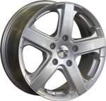 NANO diski alumiinivanne Nano SL1044 Silver, 15x6. 5 5x130 ET50
