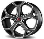 MOMO alumiinivanne Reds Dark Blade, 15x6. 5 5x112 ET38