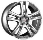 MAK alumiinivanne Aria Silver, 16x6. 5 5x160 ET60