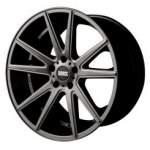 Fondmetal alumiinivanne STC10 TitanMill, 19x9. 5 5x120 ET39