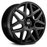 CMS alumiinivanne Fondmetal STCMS BlackMill, 20x0. 5 5x130 ET50