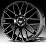 MOMO alumiinivanne Revenge Black, 17x7. 0 5x112 ET45