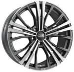 OZ alumiinivanne Cortina graphite, 20x9. 5 5x112 ET33