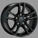 ALUTEC alumiinivanne X10 racing-black, 160x7. 0 5x120 ET40 keskireikä 72