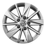 Disks WSP alumiinivanne Disks VW Lyon, 150x6. 0 5x112 ET43 keskireikä 57