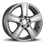 MAK alumiinivanne Van 5 Silver, 16x6. 5 5x130 ET59 keskireikä 78