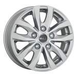 MAK alumiinivanne Load 5 Silver, 15x6. 5 5x160 ET58 keskireikä 65