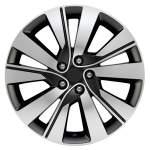 LegeArtis diski alumiinivanne LegeArt KI527 Black Pol, 18x7. 0 5x114. 3