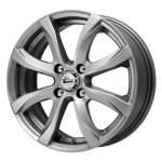 iFree alumiinivanne Dice Hyper Silver, 15x6. 0 4x100 ET40 keskireikä 67