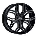 MAK alumiinivanne Kingdom Gloss Black, 20x8. 5 5x120 ET47 keskireikä 72