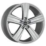 MAK alumiinivanne Stone 5 Silver, 18x7. 5 5x160 ET50 keskireikä 65