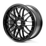 DOTZ alumiinivanne Revvo Black Edition, 19x8. 5 5x112 ET35 keskireikä 70