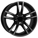 ALUTEC alumiinivanne X10 racing-black, 17x7. 0 5x112 ET54 keskireikä 66