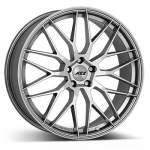 AEZ alumiinivanne Crest Silver, 18x8. 0 5x112 ET35 keskireikä 70