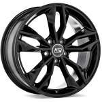 MSW alumiinivanne 71 Gloss Black, 17x7. 5 5x112 ET45 keskireikä 57