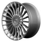 NANO diski alumiinivanne Neaktuals paramters, 19x8. 5 5x120 ET24 keskireikä 74