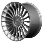 NANO diski alumiinivanne Neaktuals paramters, 19x9. 5 5x120 ET14 keskireikä 74