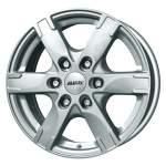 ALUTEC alumiinivanne Titan Silver, 17x7. 5 6x139. 7 ET38 keskireikä 67