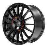 OZ alumiinivanne Superturismo GT Blk 5, 17x8. 0 5x112 ET35 keskireikä 75