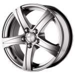 KiK alumiinivanne SKAD Sakura Hyper Silver, 15x6. 5 5x114. 3 ET45