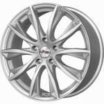 iFree alumiinivanne Kazantip Silver, 18x7. 5 5x112 ET45 keskireikä 57