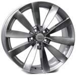 Disks WSP alumiinivanne WSP Rostock Silver, 19x8. 0 5x112 ET41 keskireikä 57