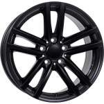 ALUTEC alumiinivanne X10 racing-black, 17x7. 0 5x120 ET40 keskireikä 72