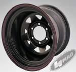 4MAD vanne Off Road musta 15x10 Et-50 (6x139, 7)