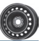 MW 7Jx16 H2; 4x98x58; ET 39; teräsvanne: Alfa Romeo MiTo 07/08-