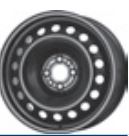 MW 7Jx16 H2; 4x98x58; ET 39; vanne teräs: Alfa Romeo MiTo 07/08-