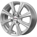 iFree alumiinivanne Aperol Silver, 15x6. 0 4x100 ET40 keskireikä 67