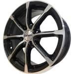 Carwel alumiinivanne Beta Black Polish, 15x6. 0 4x100 ET40 keskireikä 67