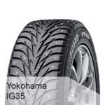 Yokohama 4x4 maasturin nastarengas 245/65R17 YOKO iG35 107T