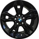 Disks WSP alumiinivanne BMW OE Wheel 7661, 17x7. 5 5x120 ET34 keskireikä 72
