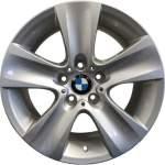 Disks WSP alumiinivanne BMW OE Wheel 7666, 17x8. 0 5x120 ET30 keskireikä 72