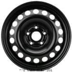 KRONPRINZ 6Jx15H2; 5x105x56, 5; ET39 teräsvanne: Chevrolet Aveo 10/11-