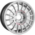 OZ alumiinivanne Racing Rally Terra wht, 15x7. 0 ET keskireikä 67