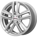 Carwel alumiinivanne iFree Katar Silver, 16x6. 5 ET keskireikä 67