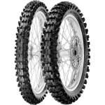 PIRELLI moto Moottoripyörän rengas SCORPION MX32 MID SOFT 100/90-19 PIRL