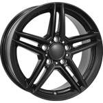 ALUTEC alumiinivanne M10 racing-black, 18x8. 0 5x112 ET48 keskireikä 66