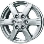 ALUTEC alumiinivanne Titan Silver, 17x7. 5 ET keskireikä 66