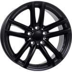 ALUTEC alumiinivanne X10 racing-black, 170x8. 0 5x120 ET30 keskireikä 72