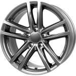 ALUTEC alumiinivanne X10 Grey, 17x7. 0 5x112 ET54 keskireikä 66