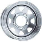 DOTZ alumiinivanne Dakar, 17x7. 0 6x114. 3 ET30 keskireikä 66