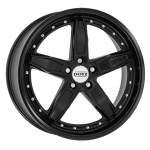 DOTZ alumiinivanne SP5 Black Edition, 19x9. 5 5x112 ET25 keskireikä 70