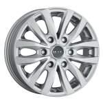 MAK alumiinivanne Load 6 Silver, 16x6. 5 6x139. 7 ET10 keskireikä 12