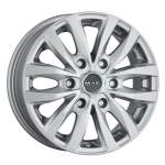 MAK alumiinivanne Load 6 Silver, 16x6. 5 6x125 ET50 keskireikä 74