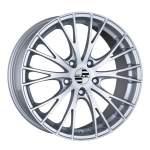 MAK alumiinivanne Rennen Silver, 20x9. 0 5x130 ET57 keskireikä 71